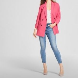 a new day Jackets & Coats - Pink Blazer